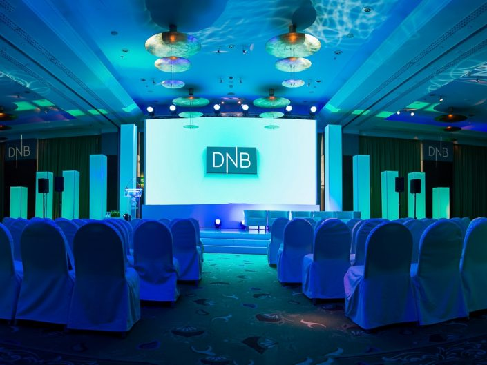 "DNB Bank Polska – konferencja ""Kierunki 2016"""